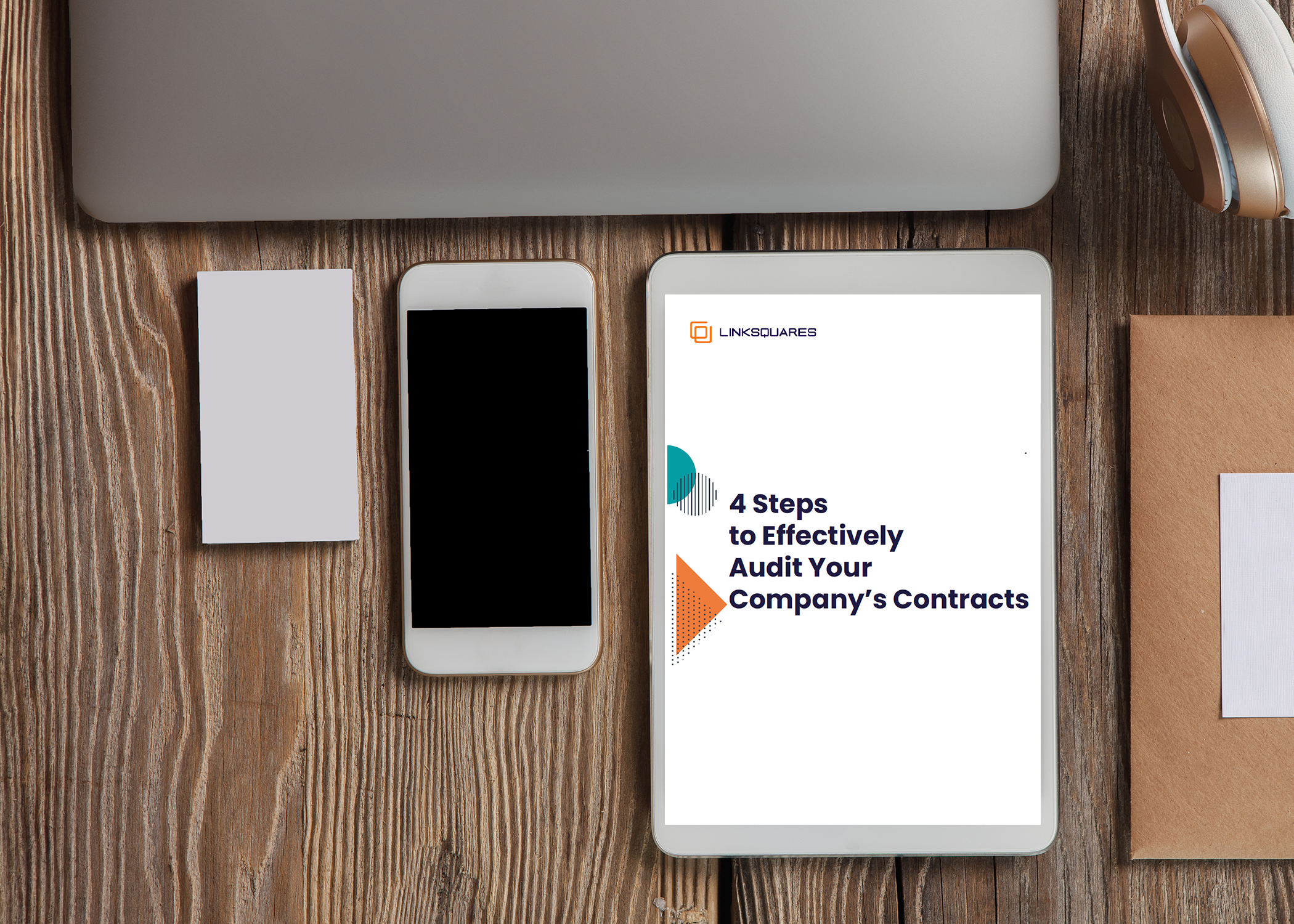 4 steps to audit graphic