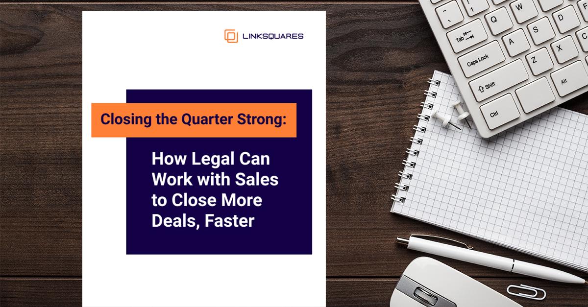 Closing the Quarter Strong resource pag e