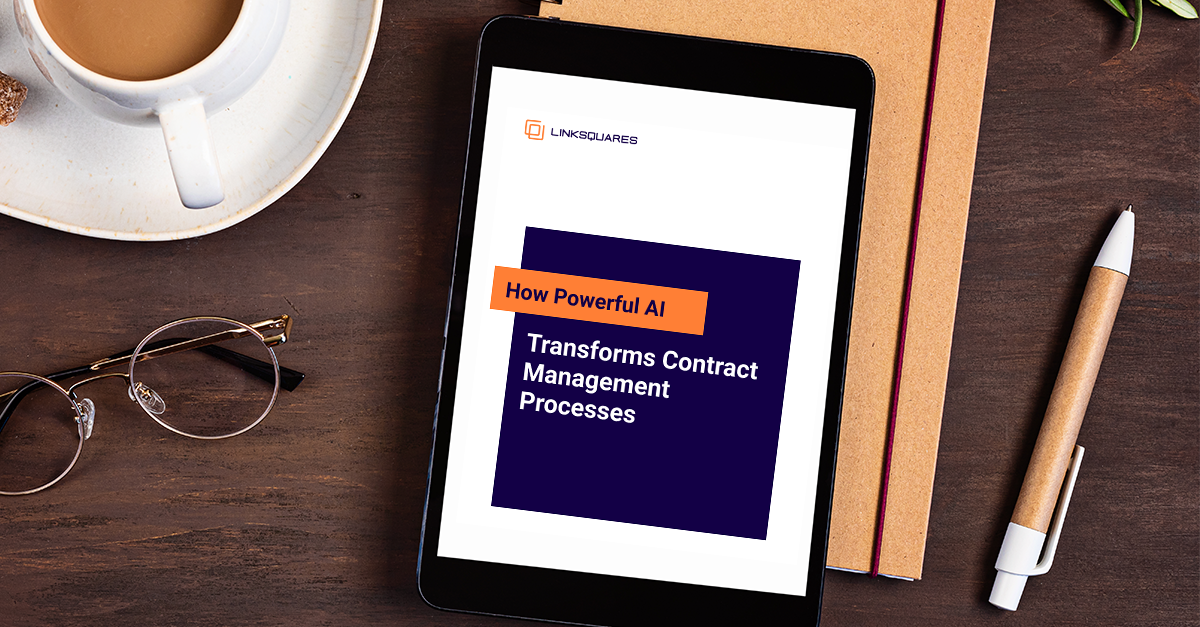 How Powerful AI Transforms Contract Management Processes