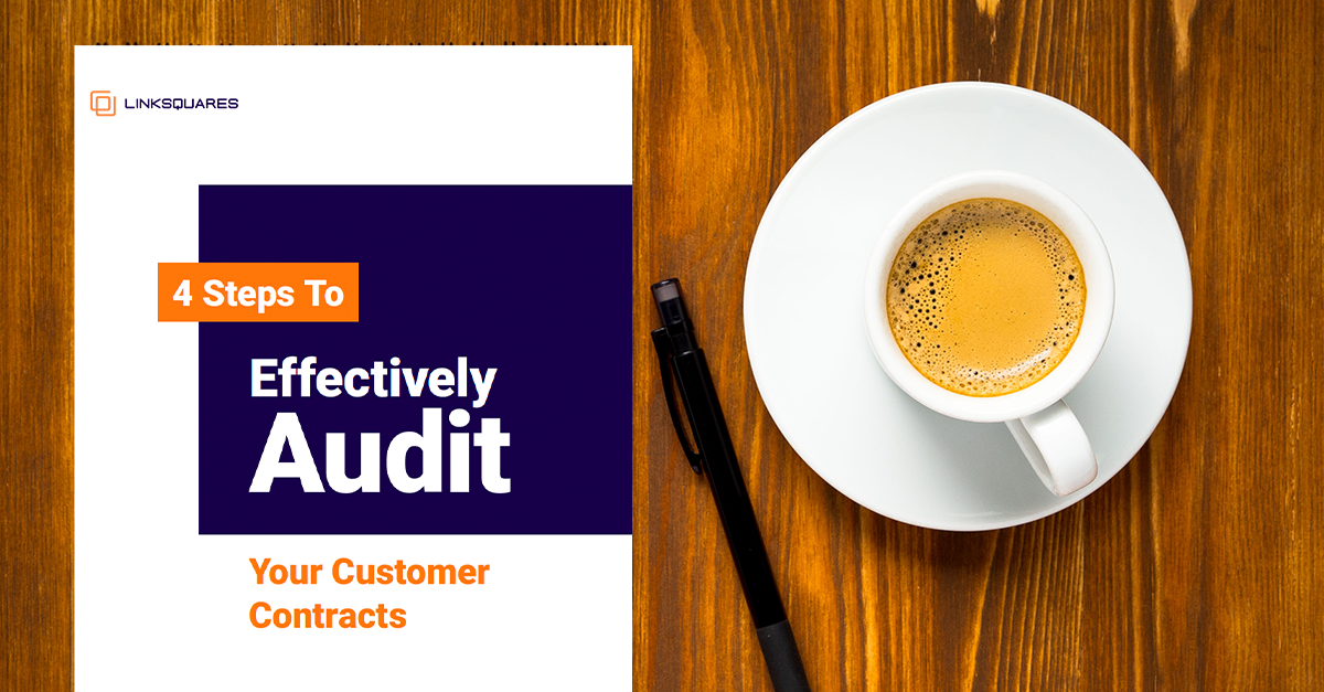 4 steps to audit customer contracts resources